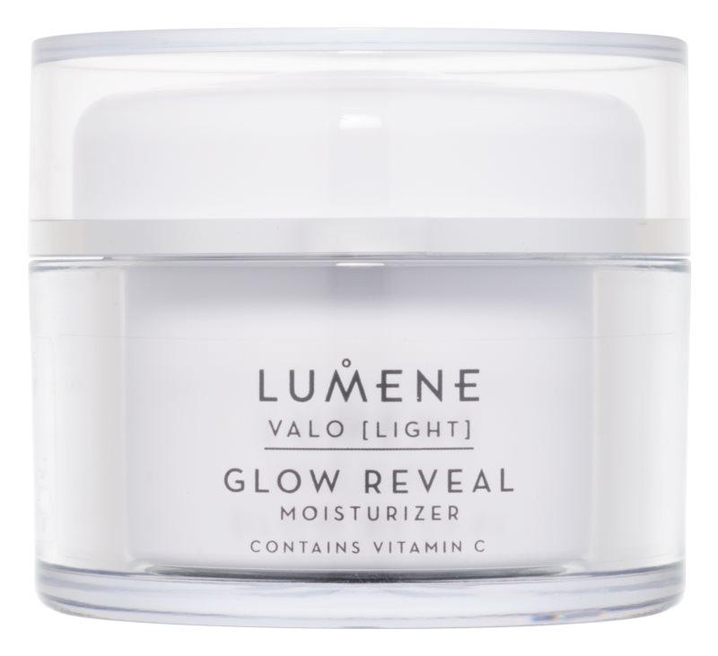 Lumene Valo [Light] posvetlitvena in vlažilna krema z vitaminom C